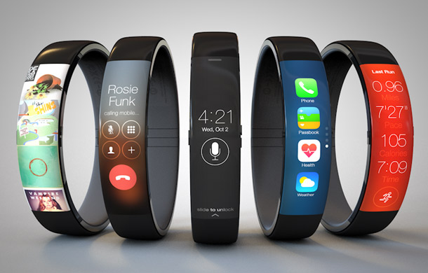 iWatch Concept Design, Rumors and Features
