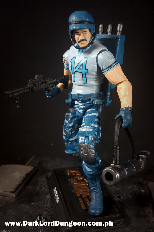 GI Joe 50th Anniversary Bazooka Action Figure Quick Review
