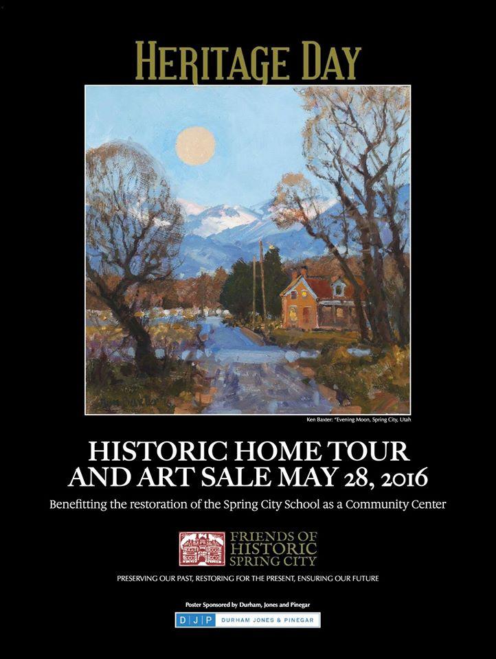 Spring City Utah Heritage Days
