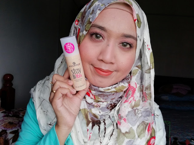 Essense Stay All Day 16h Long Lasting Makeup,harga essense foundation,