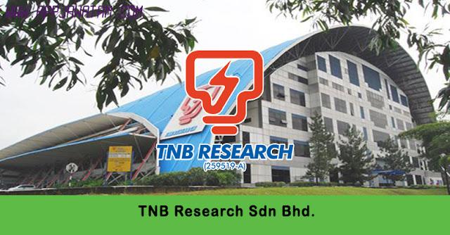 Jawatan Kosong di TNB Research Sdn. Bhd.