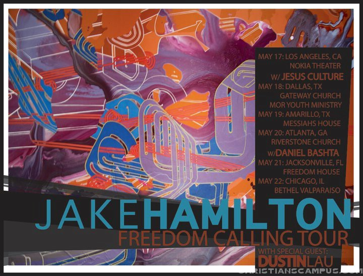 Jake Hamilton - Freedom Calling 2011 Tour