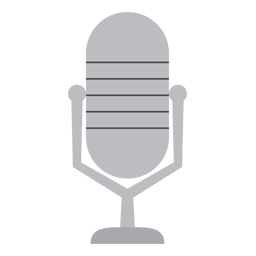 Microphone Logo Folders icon
