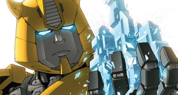reseña Transformers: Robots in Disguise nº 1