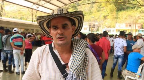 Asesinado José Herrera, líder campesino de Puerto Valdivia (Antioquia)