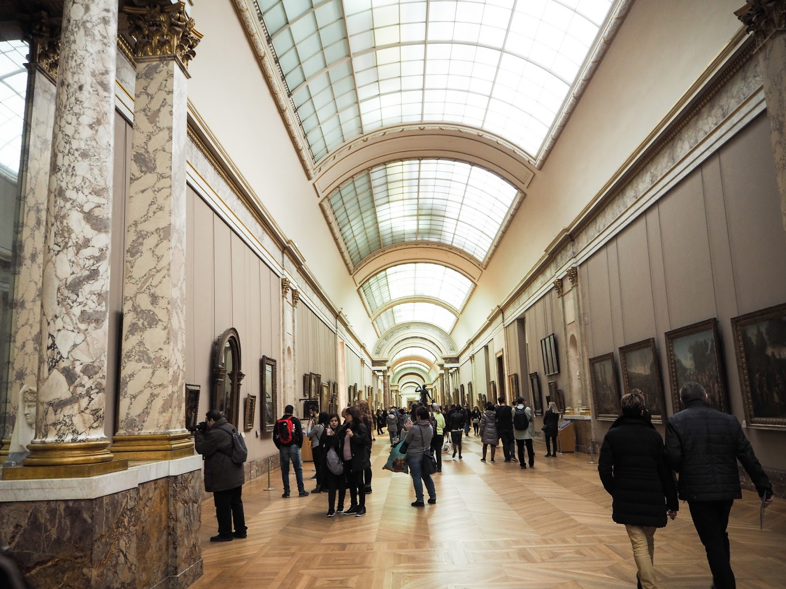 Paris City Guide - What to See - Louvre