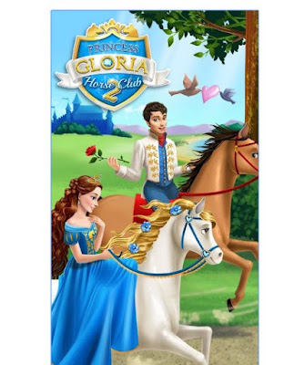 Princess Gloria Horse club 2 app