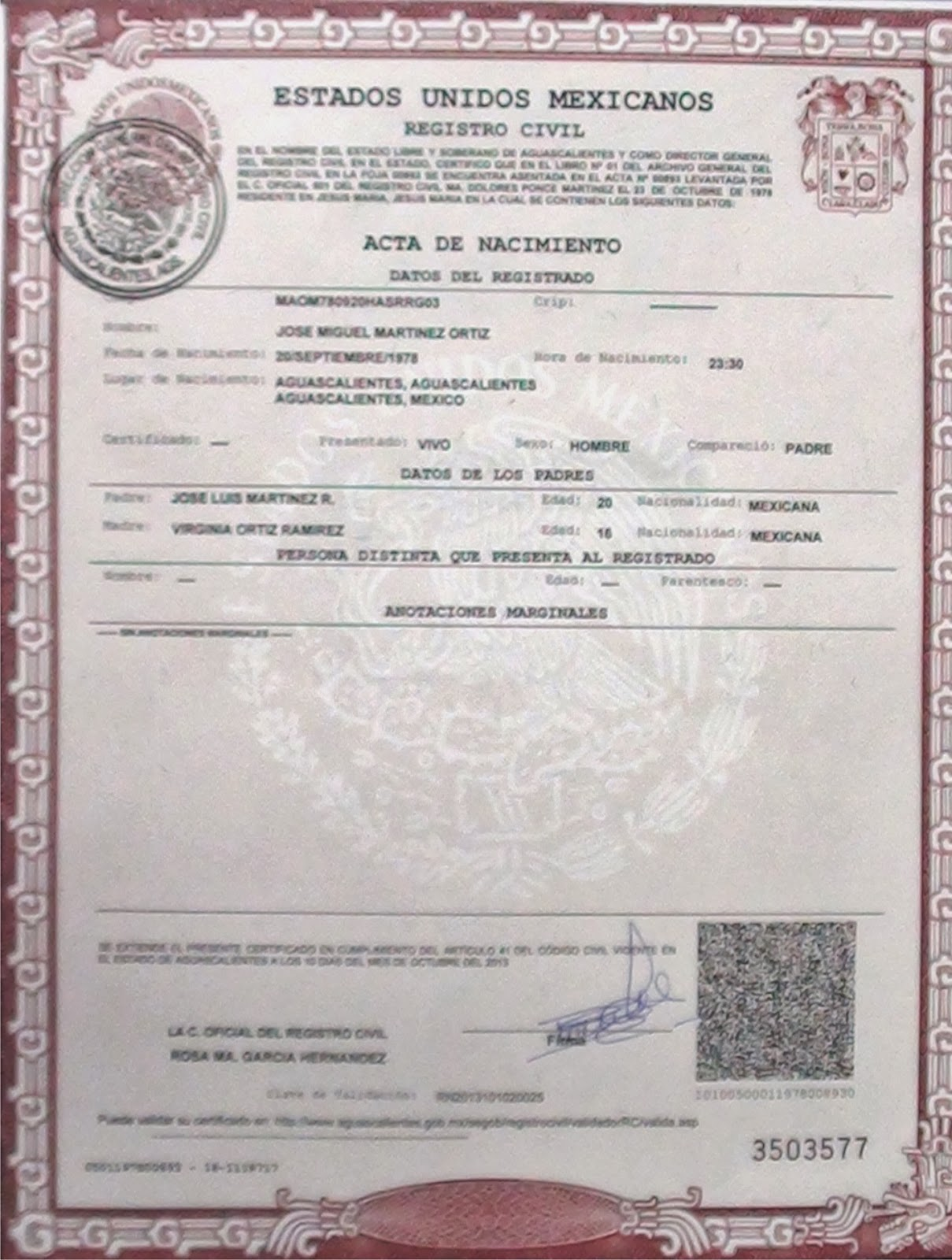 LA GRILLA: Colombianos Detenidos por Documentos Falsos en Calvillo