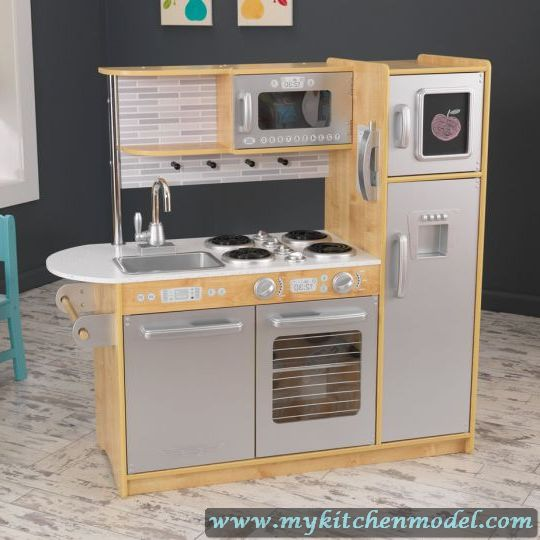 Kidkraft Uptown Natural Kitchen 53298