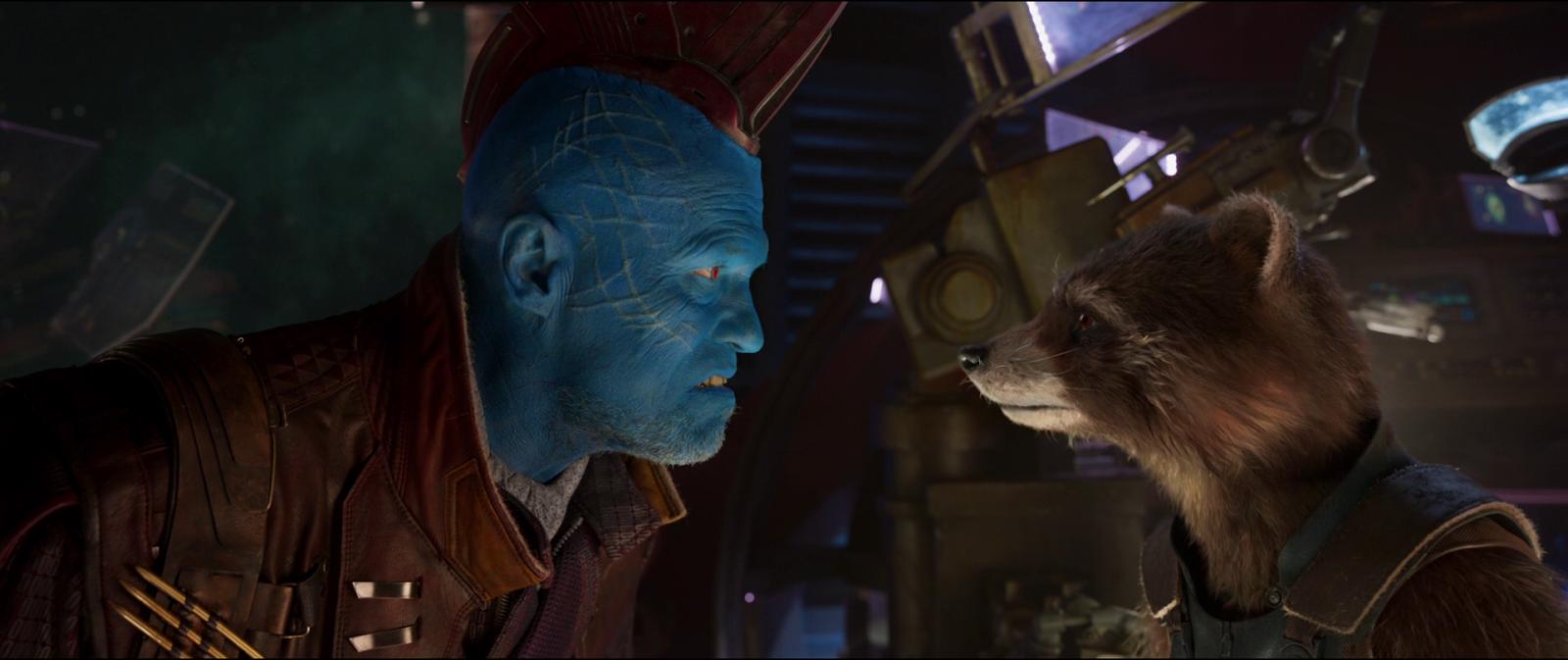 Guardianes de la galaxia Vol. 2 (2017) HD 1080p Latino - Ingles captura 1