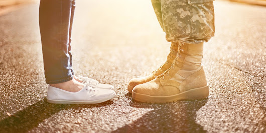 Military Spouses--Take Care of You!