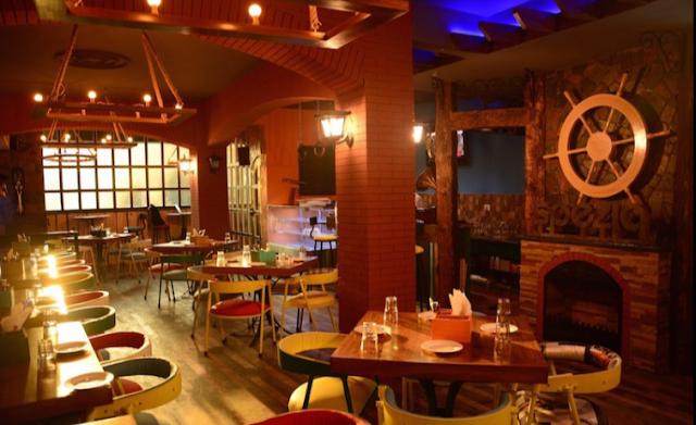Spezia Bistro Cafe, Hudson Lane, Gtb Nagar Delhi Review