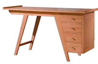 Mesa madera moderna despacho