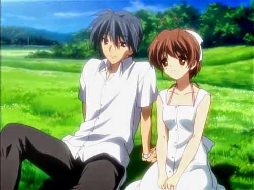 Clannad - Anime romance/School