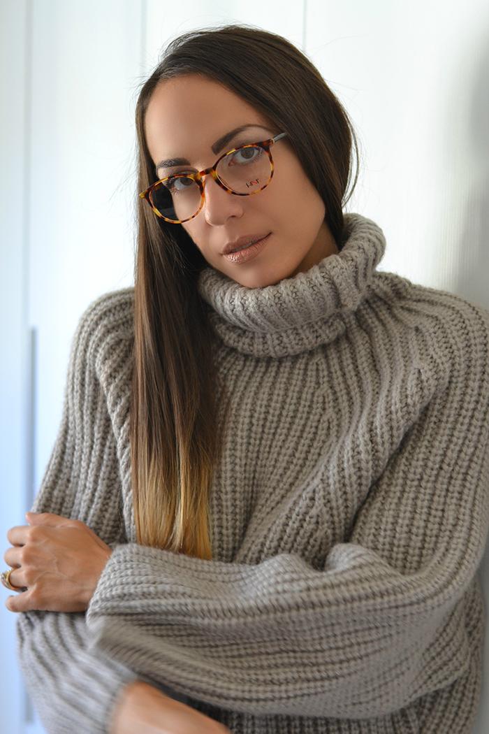 occhiali da vista tartarugati