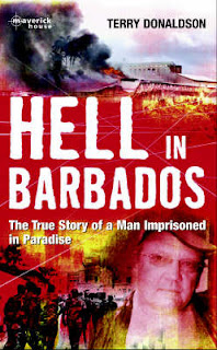 Books For Men Book Reviews! Hell in Barbados by Terry Donaldson