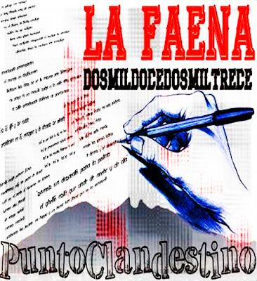Punto Clandestino - La Faena