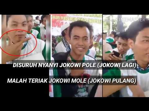 Warga Madura Minta Jokowi Pulang, Istana: Penghinaan Terhadap Presiden