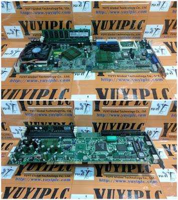 IEI ROCKY-3786EV V1.0 CPU card / IEI ROCKY-P248V-3.0 CPU Board