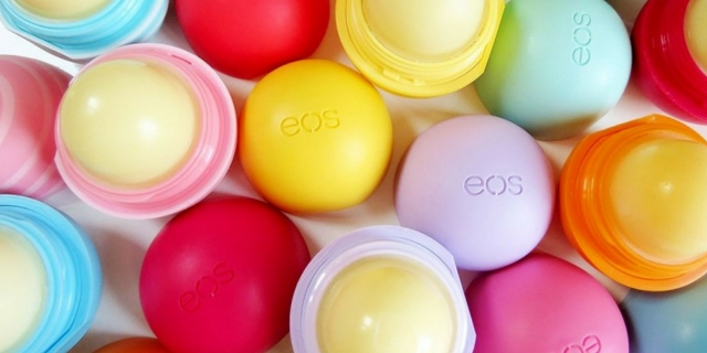 Lip balms for every season, how to choose your lip balm for soft lips. eos