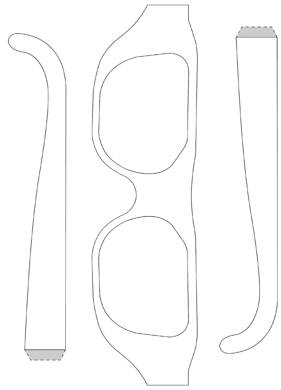 3d Brille Pdf Vorlage Download Chip 11