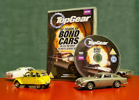 50 Years of Bond Cars - A Top Gear Special