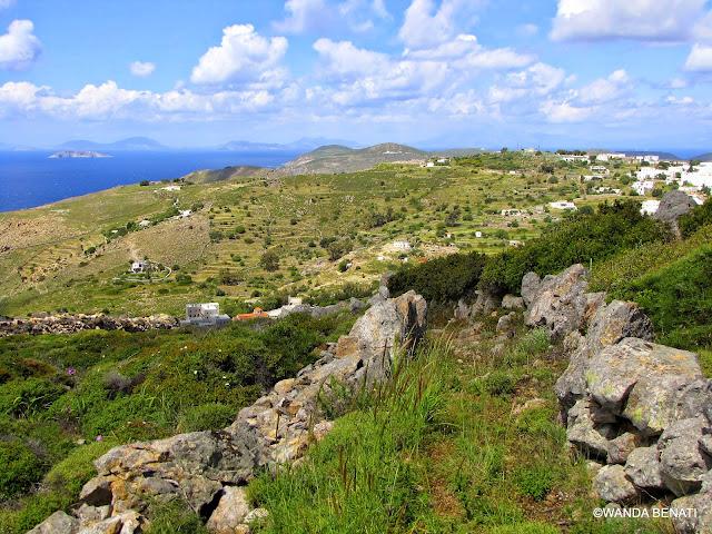 Sentiero in Grecia