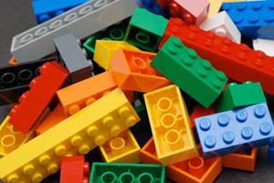 Piezas de Lego, dividir tu novela en escenas.