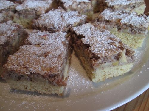 Apfel Baiser Kuchen Wawu Kulinarische Qualereien