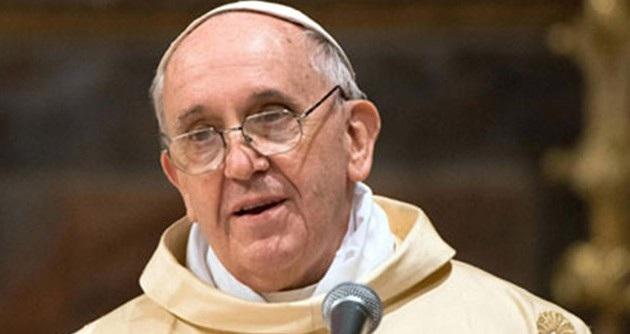 Πάπας Φραγκίσκος: Οι «ψευδείς ειδήσεις» ξεκινούν από τον Αδάμ και την Εύα! τώρα που ειναι σε δεύτερη μοίρα ο Χριστιανισμός τα λένε οι υποκριτές