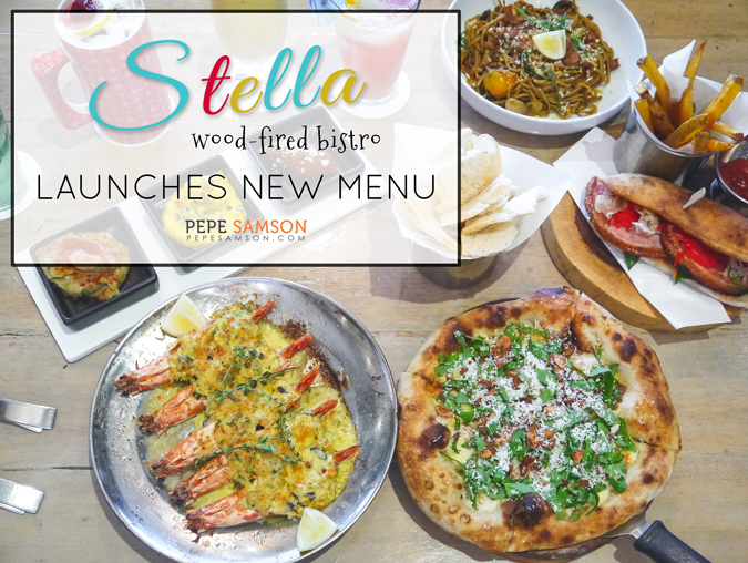 Stella Woodfired Bistro Launches New Dishes