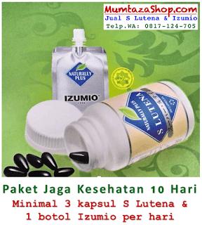 Naturally Plus Izumio Hydrogen Water