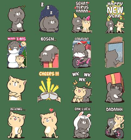 [Big Stickers] Boogy Tamy: Liburan Asik