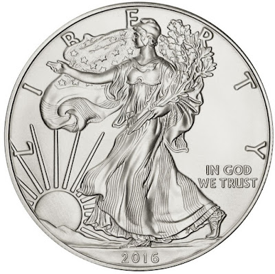 2016 American Silver Eagle Dollar just one of the coins now available from our coin collectors store