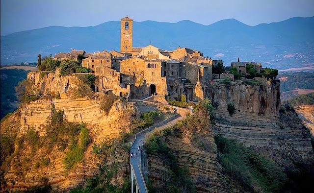 Civita di Bagnoregio (Lazio)