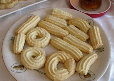 nişastalı tırtıl kurabiye, kurabiye, pasta, kuru pasta, ev yemekleri, yemek tarifleri, çay faslı