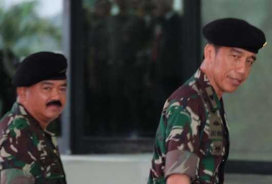 Sikap Tegas Jokowi Respons Penembakan Brutal di Papua