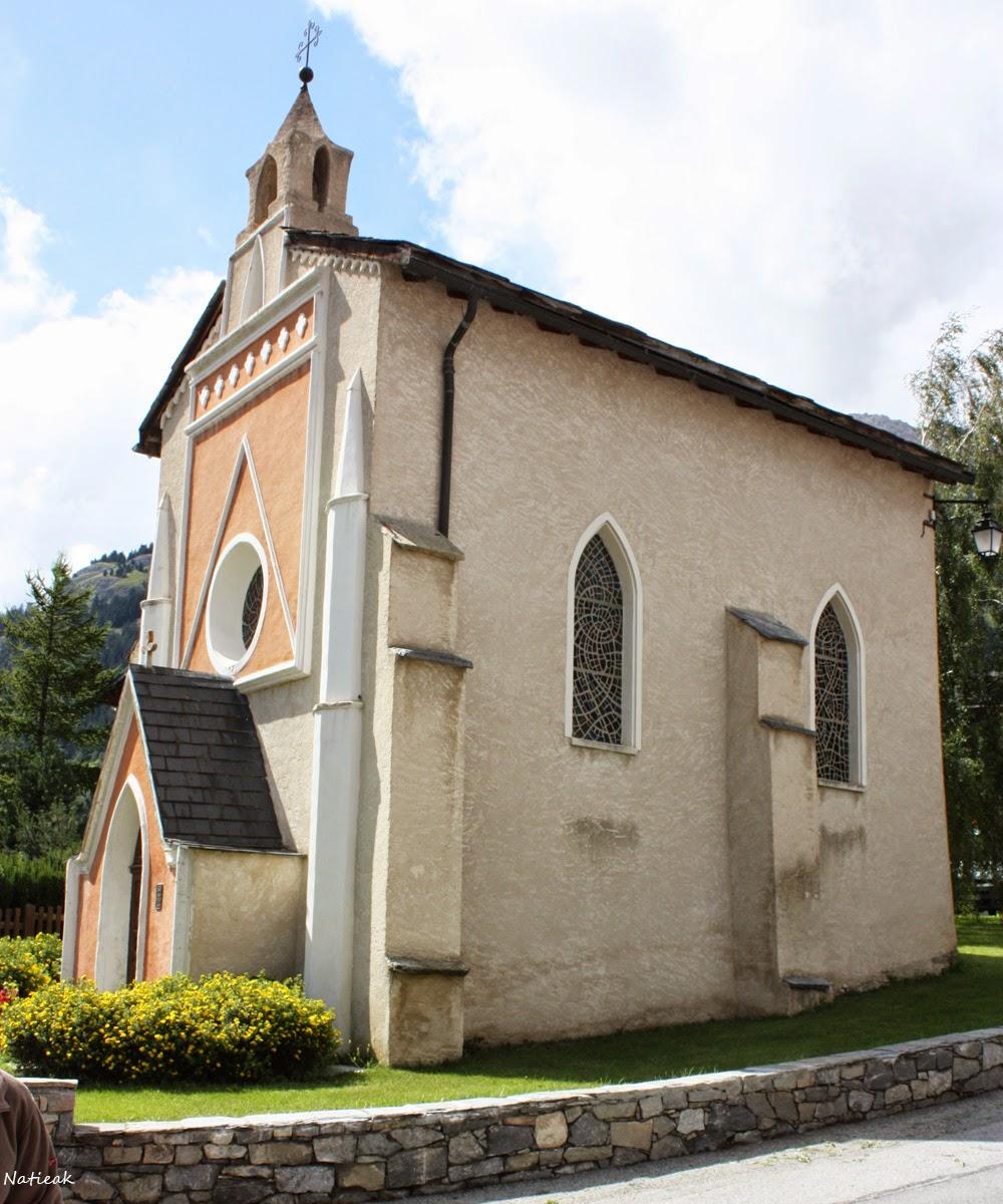 La Chapelle  Notre Dame de la Salette Aussois