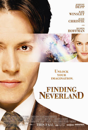 Poster Of Hollywood Film Watch Online Finding Neverland 2004 Full Movie Download Free Watch Online 300MB