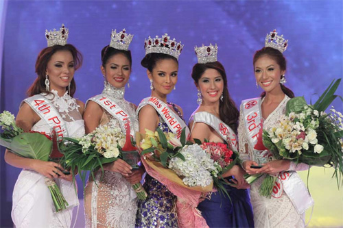Discover ideas about Miss Philippines - Red
