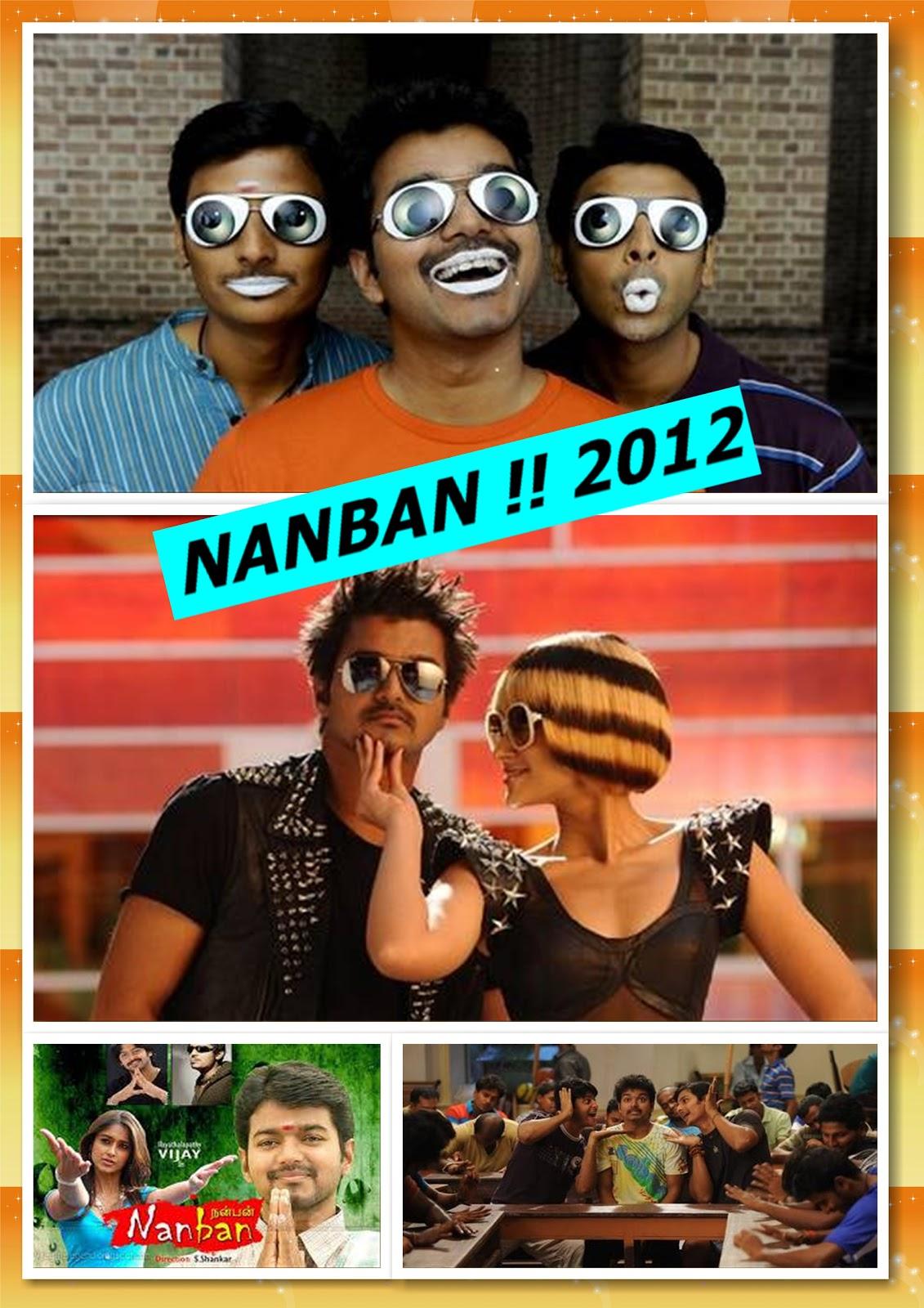Nanban songs