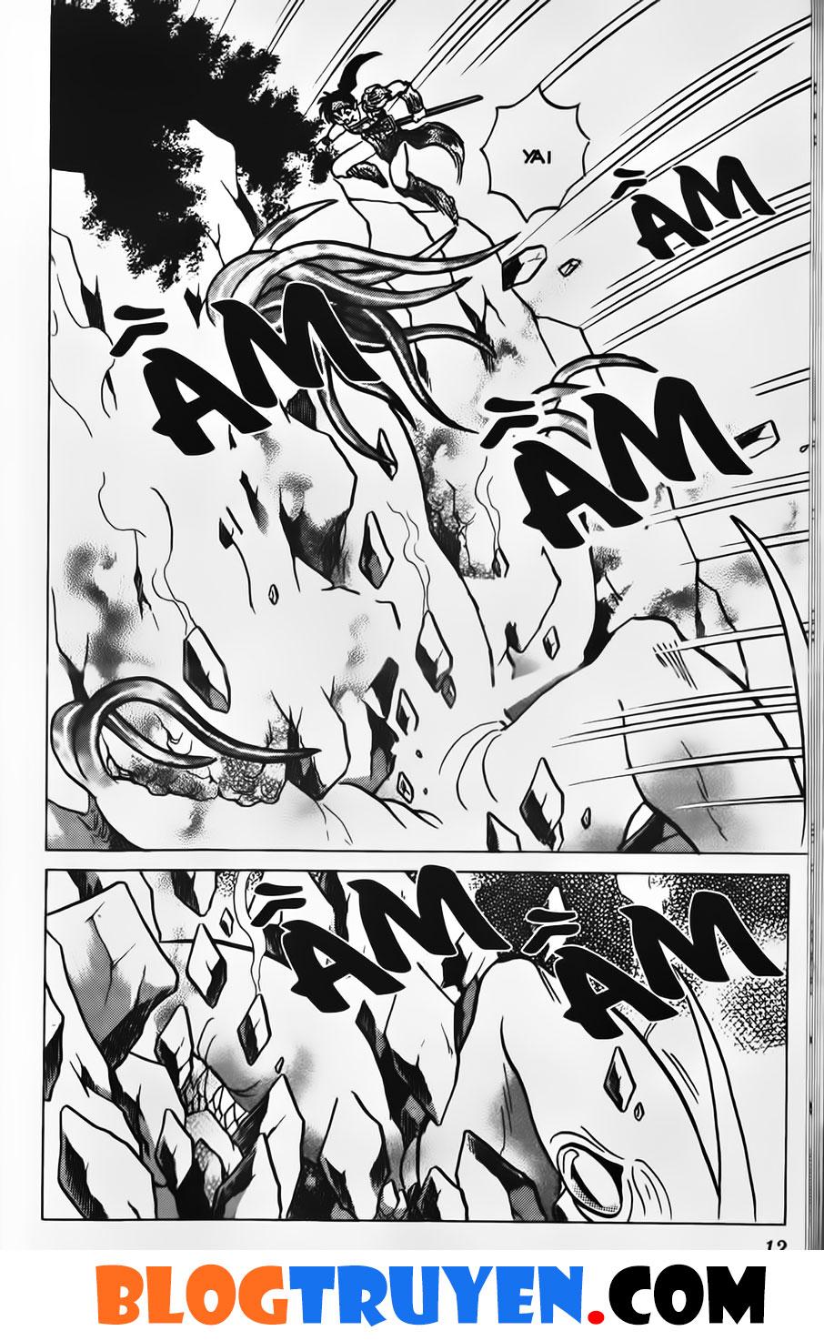 Inuyasha vol 39.1 trang 10