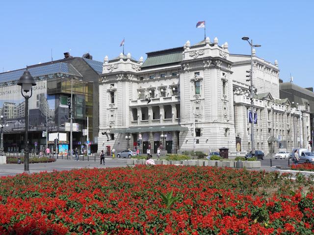 Narodno pozorište na evropskoj mapi turizma i kulture