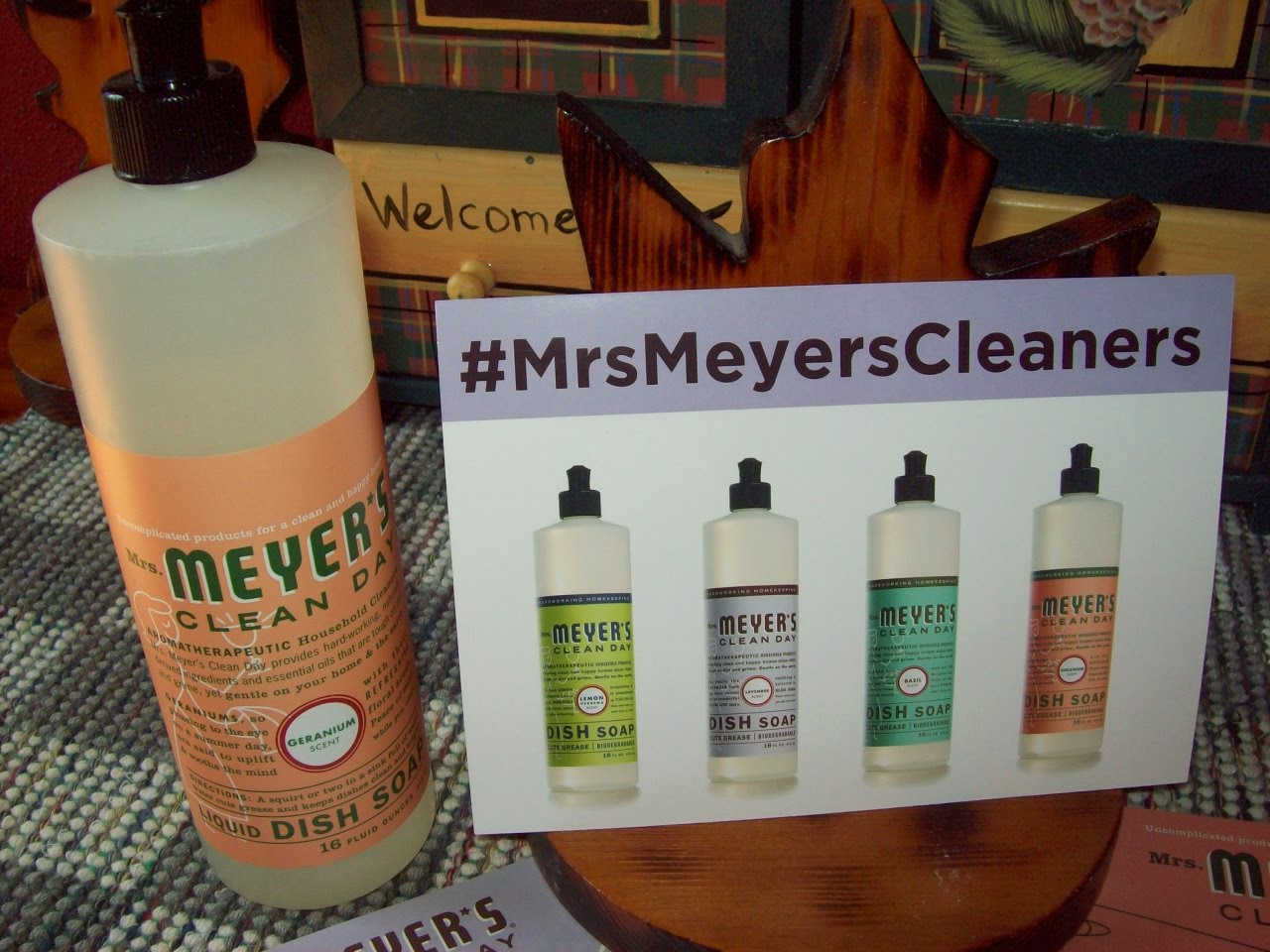 Mamawjs Moment Away Smiley360 Product Review Mrs Meyer