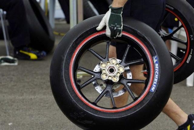 Michelin Ciptakan Ban Khusus, Untuk Sachsenring