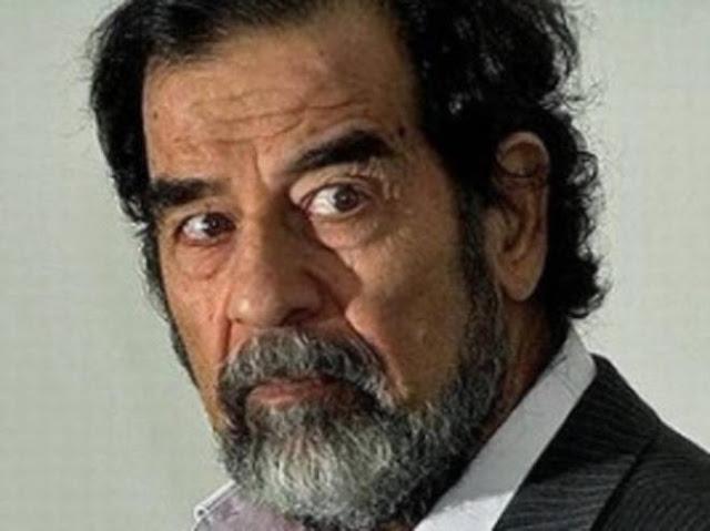 ما هي الوجبة الاخيرة لصدام حسين قبل اعدامه ؟ تفاصيل اليوم الاخير لا زالت تتكشف !