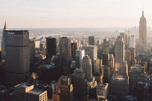 Att räkna ner till en New York-resa