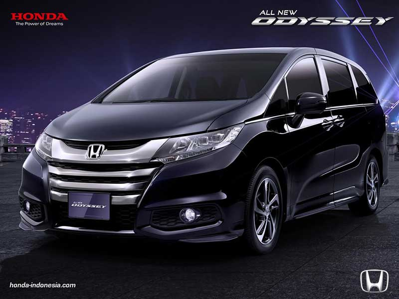 Promo Honda Odyssey Baru Bandung : Harga Diskon, Kredit Murah, & Bonus Aksesoris - Jual