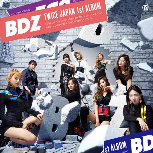 TWICE – BDZ -Japan 1st Album- (ITUNES PLUS AAC M4A)