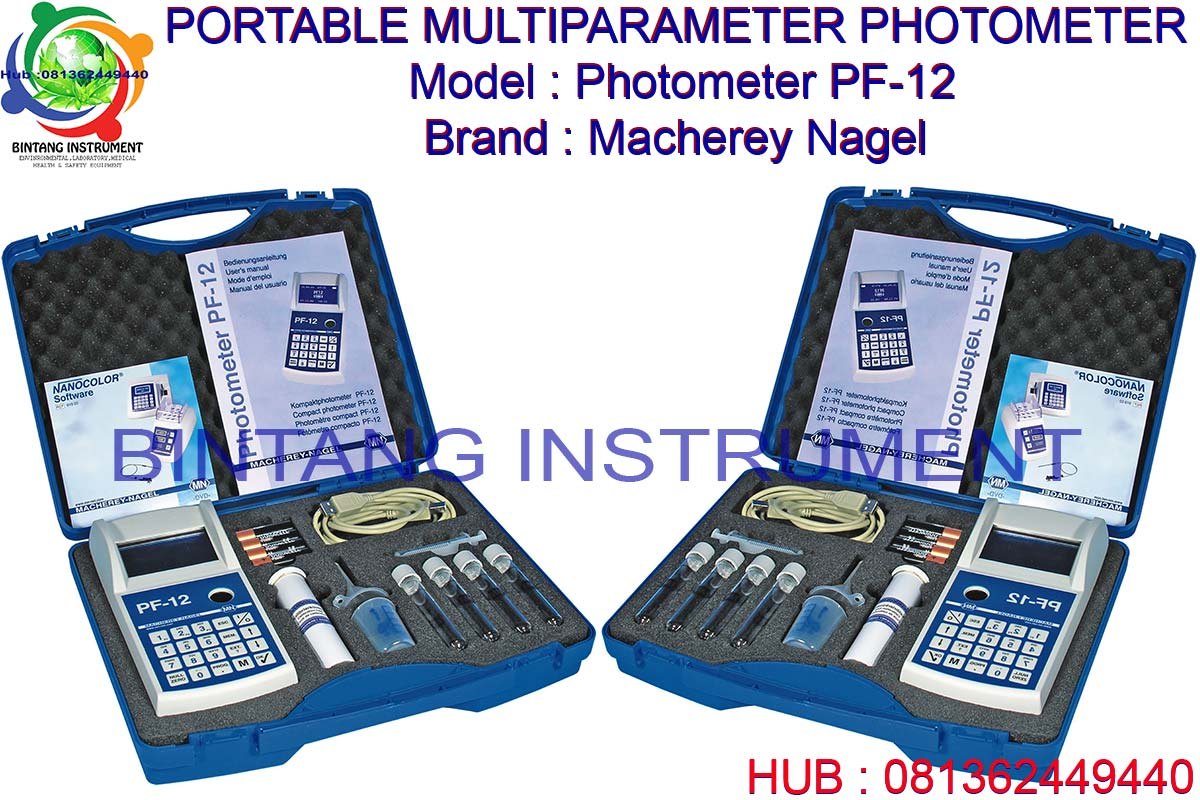Bintang Instrument 081362449440 Jual Macherey Nagel